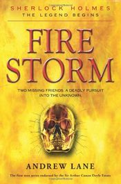 Fire Storm by Andrew Lane