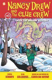 Enter the Dragon Mystery by Sarah Kinney