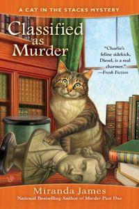 Classified as Murder by Miranda James