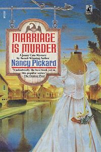 Marriage Is Murder by Nancy Pickard