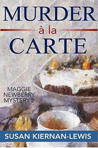 Murder a la Carte by Susan Kiernan-Lewis