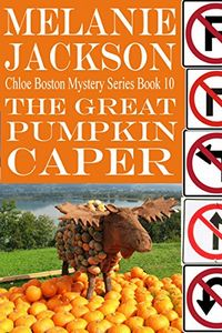 The Great Pumpkin Caper by Melanie Jackson