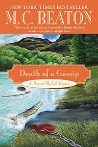 Death of a Gossip by M. C. Beaton
