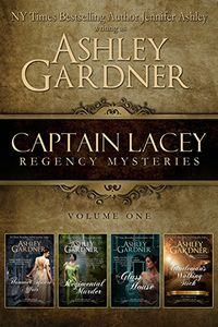 Captain Lacey Regency Mysteries by Ashley Gardner