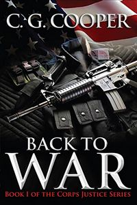 Back to War by C. G. Cooper
