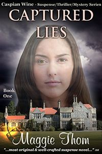 Captured Lies by Maggie Thorn