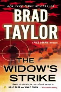 The Widow's Strike by Brad Taylor