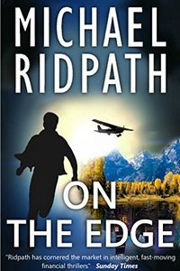 On the Edge by Michael Ridpath