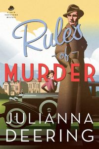 Rules of Murder by Julianna Deering