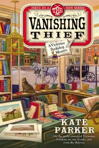 The Vanishing Thief by Kate Parker