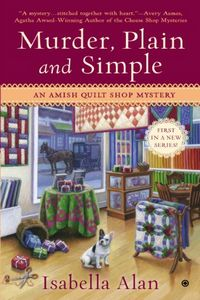 Murder, Plain and Simple by Isabella Alan