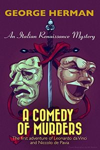 A Comedy of Murders by George Herman