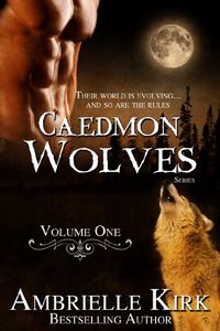 Caedmon Wolves by Ambrielle Kirk