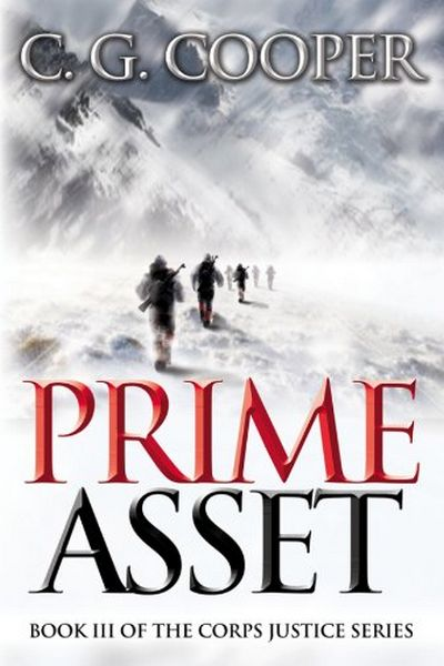 Prime Asset by C. G. Cooper