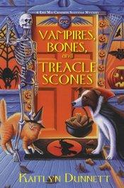 Vampires, Bones and Treacle Scones by Kaitlyn Dunnett