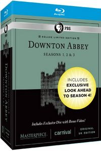 Amazon Gold Box Deal of the Day: Downton Abbey, Seasons 1, 2, and 3 Deluxe Limited Edition