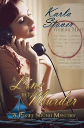 A Line To Murder by Karla Stover