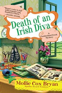 Death of an Irish Diva by Mollie Cox Bryan