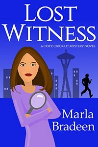 Lost Witness by Marla Bradeen