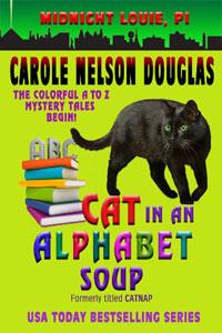 Cat in an Alphabet Soup by Carole Nelson Douglas