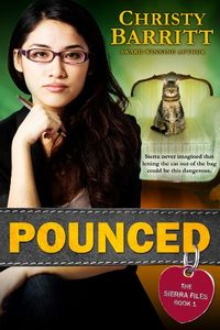 Pounced by Christy Barritt