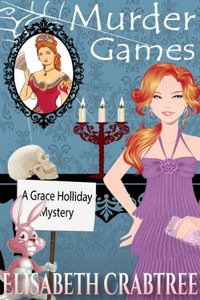 Murder Games by Elisabeth Crabtree