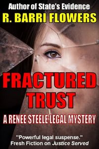 Fractured Trust by R. Barri Flowers
