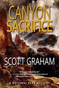 Canyon Sacrifice by Scott Graham