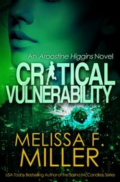 Critical Vulnerability by Melissa F. Miller