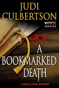 A Bookmarked Death by Judi Culbertson