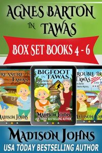 Agnes Barton in Tawas Box Set by Madison Johns