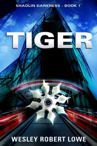 Tiger by Wesley Robert Lowe