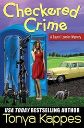 Checkered Crime by Tonya Kappes
