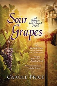 Sour Grapes by Carole Price