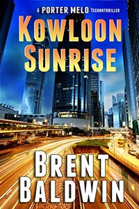 Kowloon Sunrise by Brent Baldwin