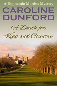 A Death for King and Country by Caroline Dunford