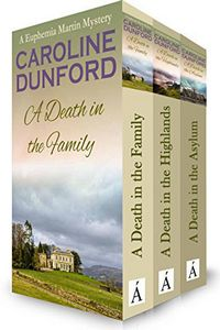 A Euphemia Martins Mystery Box Set by Caroline Dunford