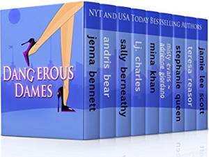 Dangerous Dames by Various Authors