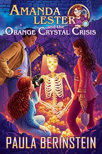 The Orange Crystal Crisis by Paula Berinstein