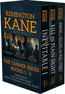 The Tanner Series by Remington Kane