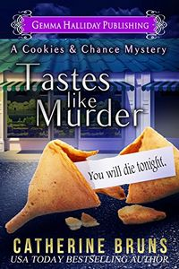 Tastes Like Murder by Catherine Bruns