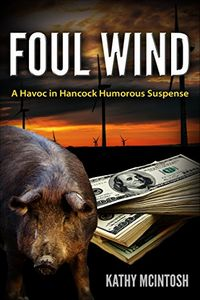 Foul Wind by Kathy McIntosh