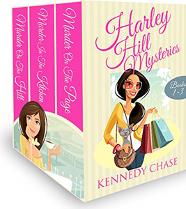 Harley Hill Cozy Murder Mystery Bundle by Kennedy Chase