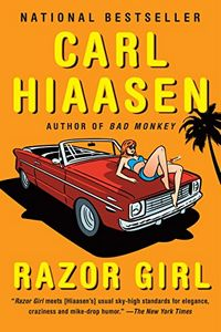 Razor Girl by Carl Hiaasen