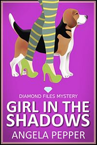 Girl in the Shadows by Angela Pepper