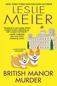 British Manor Murder by Leslie Meier