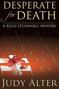 Desperate for Death by Judy Alter