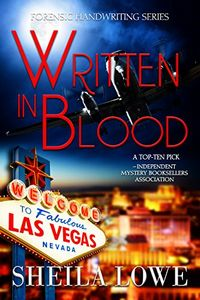 Written in Blood by Sheila Lowe