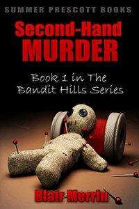 Second-Hand Murder by Blair Merrin
