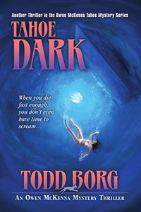 Tahoe Dark by Todd Borg